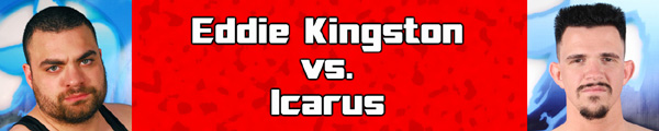 Grand Championship Match: Eddie Kingston vs. Icarus