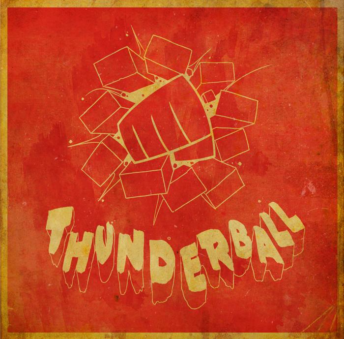 CHIKARA Thunderball du 25/10/2014 Thunderball