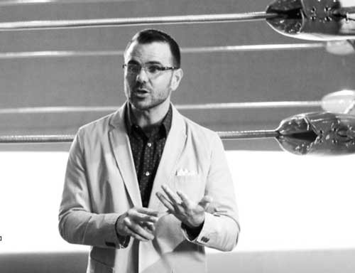 Seminar with Mike Quackenbush