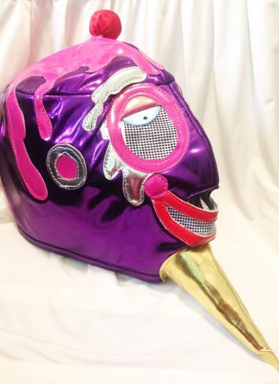 Ice Cream Mask Del Ice Cream Replica Mask